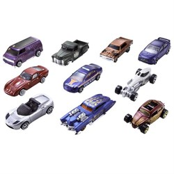 Hot Wheels Onlu Araba Seti 54886