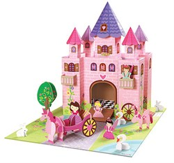 TRİNNY - PRİNCESS CASTLE PLAYSET