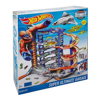 Hot Wheels Mega Garaj Dev Kule FDF25