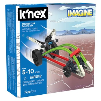 KNEX Imagine Rocket Car 17006