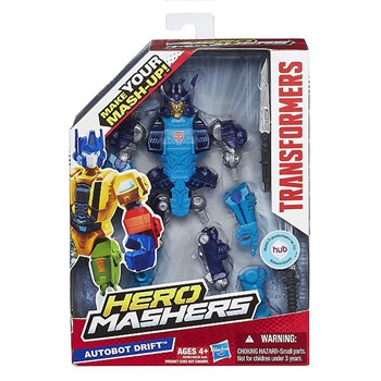 Transformers Hero Mashers Figür A8335