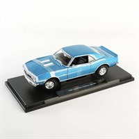 Welly Metal 1:18 1968 Chevrolet Camaro Taksi