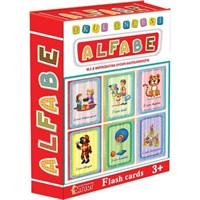 Diytoy Flash Card Alfabe TAB FCA1178