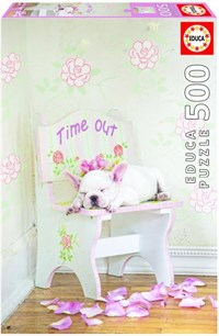 Educa Taking Time Out, Lisa Jane 500 Parça Puzzle