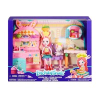 Enchantimals Oda ve Bebek Oyun Seti-Kitchen Fun