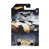 Hot Wheels Arabalar Batman Özel Serisi-Batman Tumbler