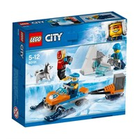 LEGO City Arctic Expedition Kutup Keşif Ekibi 60191 Yeni