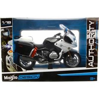 Maisto Desion Bmw R1200 Rt 1:18 Model Motorsiklet