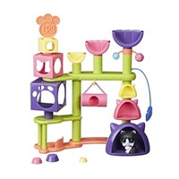 Little Pet Shop Kedi Miniş Eğlence Parki E2127