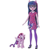 My Little Pony Equestria Girls Ve Pony Figür Twilight Sparkle E5657 - E5660
