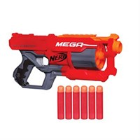 Nerf N-Strike Elite 6 Dartlı Mega Cyclone Shock A9353