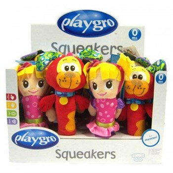 Playgro My First Squeakers