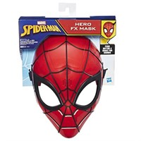 Spiderman Elektronik Maske E0619