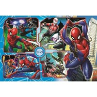 Trefl 160 Parça Spiderman To The Rescue Marvel Puzzle 15357