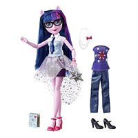 My Little Pony Equestria Girls Moda Seti Twilight Sparkle E1931- E2745