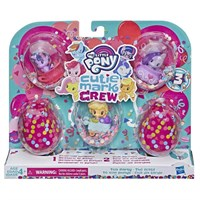 My Little Pony Cutie Mark Crew Koleksiyon Seti - Çay Partisi E0193 - E3897