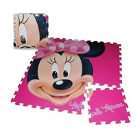 Disney Minnie Mouse Yer Matı