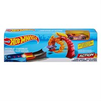 Hot Wheels Akrobasi Atlayış Pist Seti FTH81 - Flame Jumper