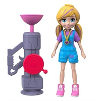 Polly Pocket Bebek ve Aksesuarı Serisi Polly FTP67-FTP69