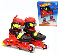 Hot Wheels Erkek Paten 2 İn 1 (34-37)