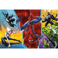Trefl Puzzle Upside Down, Disney Marvel 100 Parça HD 16347