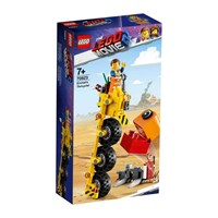 Lego Movie 2 Emmetin Motosikleti 70823