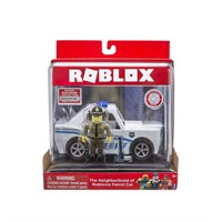 Roblox Araçlar 10770 The Neighborhood Of Robloxia Patrol Car RBL16000